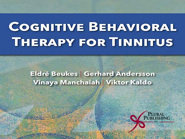 Beukes and Manchaiah author Cognitive Behavioral Therapy for Tinnitus