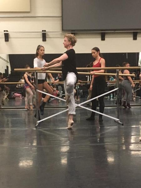 Summer Dance Intensive Lamar University