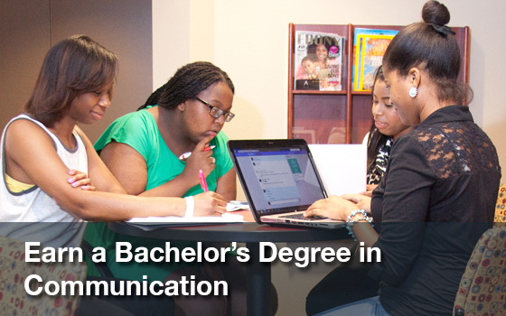 Bachelors in Communication
