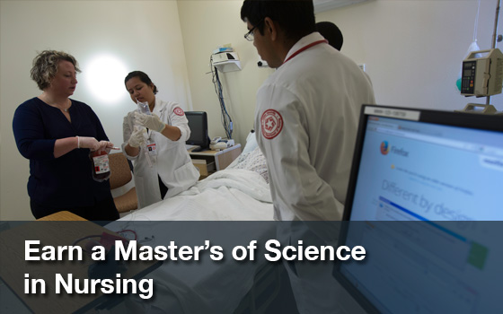 Master's in Nursing