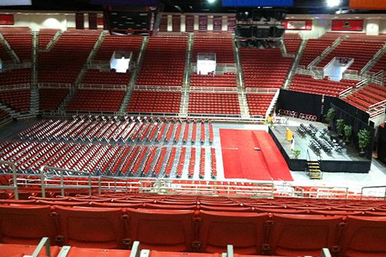 Montagne Event Center - Lamar University