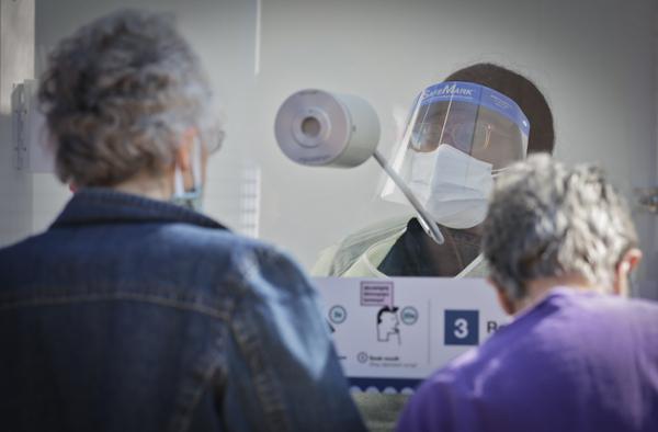 Community COVID-19 testing at Lamar University at no cost to patients