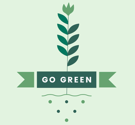 Go Green: Go paperless