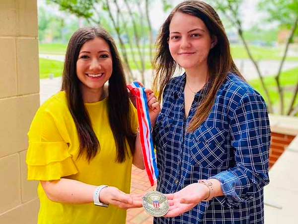 White House recognizes Honors Student Association