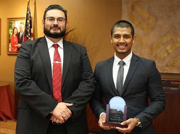 LU names New Student Organization of the Year