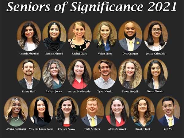 LU recognizes 'Seniors of Significance'