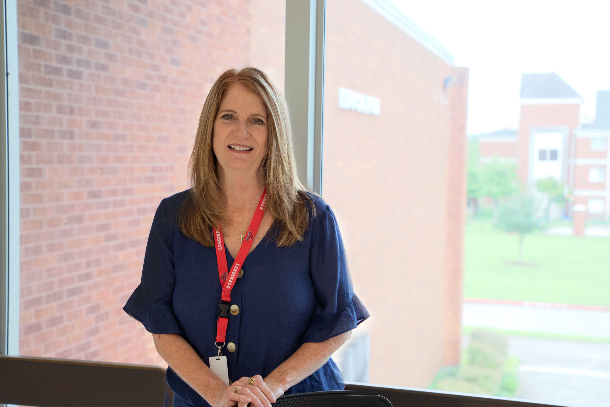 Lamar University's College of Education and Human Development Welcomes Jody Slaughter to the Team