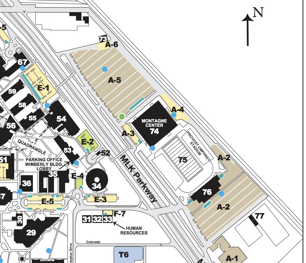 Planning Your Visit - Lamar University