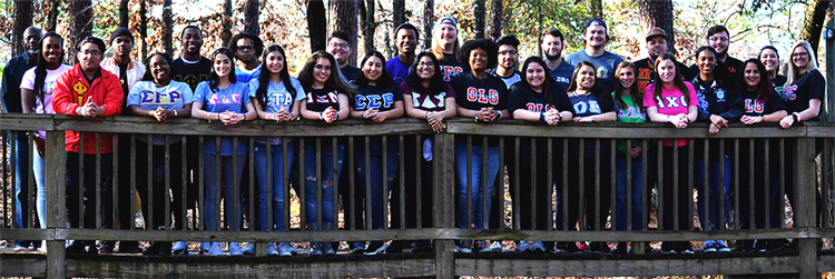 Greek Life Fraternities Sororities Lamar University