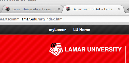 Best Practices For Page Titles And Display Names Lamar